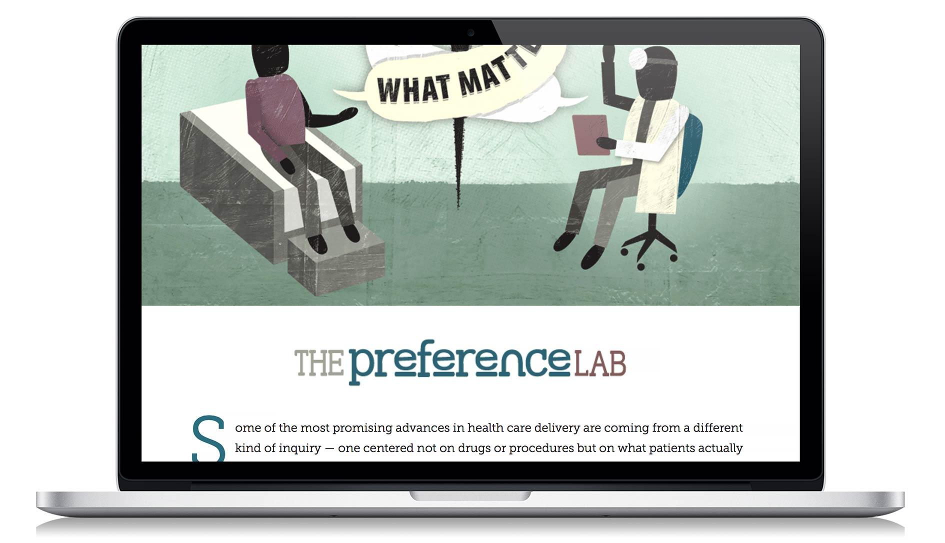 TDC Preferences Lab