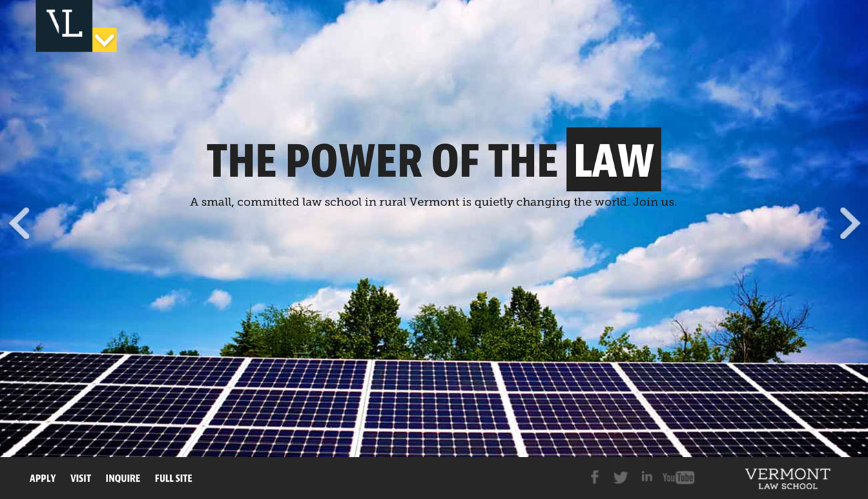 The Power of the Law home